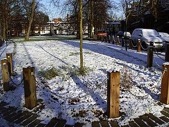 Chorlton-cum-Hardy - Image: Chorlton Green geograph.org.uk 266976
