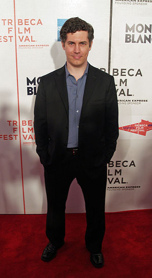 Chris Parnell - Parnell at the 2007 Tribeca Film Festival.