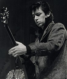 Chris Spedding v Torontu, 18. května 1979