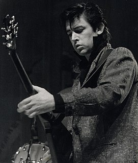 Chris Spedding English rock and roll and jazz guitarist