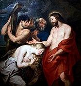 Christ and the penitent sinners - Pieter Paul Rubens.jpg