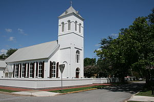 Old Christ Church, Pensacola, Florida