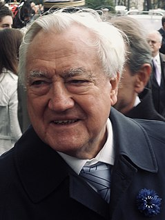 Christian Poncelet French politician