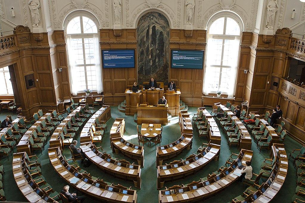 Более 400 иностранцев протестовали против усложнения правил получения ПМЖ в Дании
