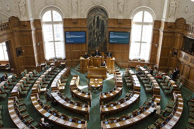 Премьер-министр определил основные задачи правительства Дании на ближайший год