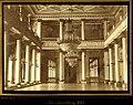 Christiansborg Palace - Great Hall - ca 1875 by Budtz Müller 1.jpg