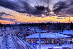 Christmas day sunset at Pasila.jpg