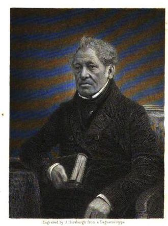 Christopher Anderson (theologian) - Christopher Anderson, engraving by John Horsburgh from a daguerrotype