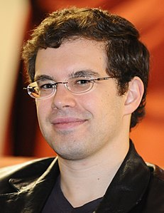 Christopher Paolini - Lucca Comics and Games 2012.JPG
