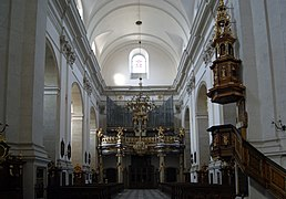 Church of Saints Apostles Peter and Paul (interior1), 52a Grodzka street, Krakow, Poland.jpg