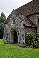 Church of St Andrew's, Boreham, Essex - Tyrell family vault.jpg