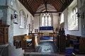 Church of St Mary the Virgin, Woodnesborough, Kent - chancel looking east.jpg
