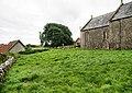 Churchyard, Llanddewi - geograph.org.uk - 1491792.jpg