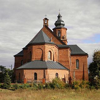 Ciepielów, Masovian Voivodeship Village in Masovian, Poland