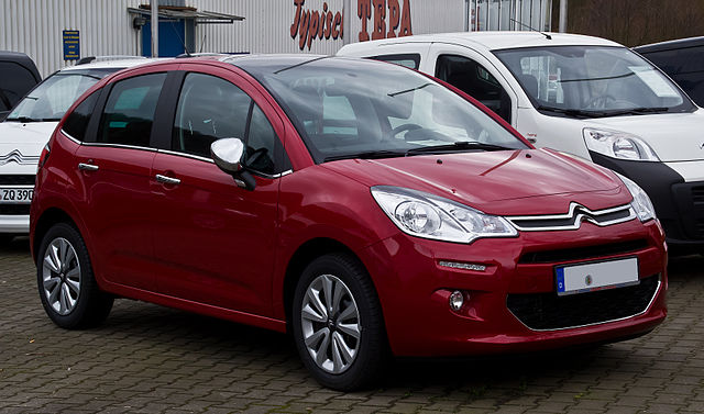 Peugeot Red Metallic Paint A