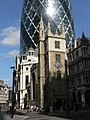 City parish churches, St. Andrew Undershaft - geograph.org.uk - 558592.jpg