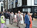 Civic and County dignitaries in procession - geograph.org.uk - 1560936.jpg
