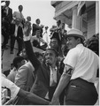 Civil Rights March on Washington, D.C. (Actor Sammy Davis, Jr. among the crowd.) - NARA - 542050.tif