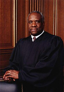 Image illustrative de l'article Clarence Thomas
