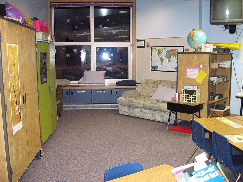 Fichier:ClassroomReadingArea.jpg