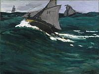 Claude Monet - La Vague Verte.jpg