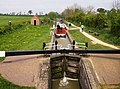 Claydon Middle Lock, Oxford Canal - geograph.org.uk - 460731.jpg