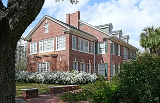Houston Public Library - Clayton House is one of the top Genealogy Research Libraries in the United States