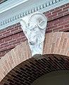Clayton School ram keystone - Clayton Washington.jpg
