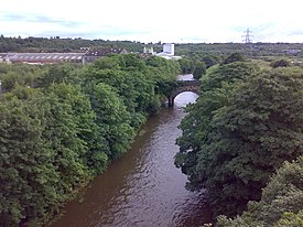 Clifton Aqueduct from Clifton Viaduct.jpg