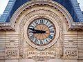 Clock Paris-Orleans, Gare d'Orsay, 2011.jpg