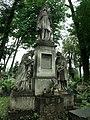 Cmentarz Łyczakowski we Lwowie - Lychakiv Cemetery in Lviv (Tomb of Henryka Olszewska neè countess Zabielska) - panoramio.jpg