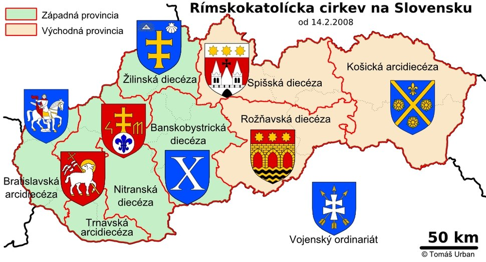 CoA SK Dieceze