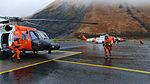 Coast Guard prepares to medevac 3 men from Copacabana south of Kodiak, Alaska 140421-G-IA651-387.jpg