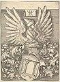 Coat of Arms of Albrecht Dürer MET DP816462.jpg