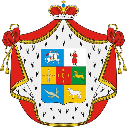 Coat of arms Ouroussoff