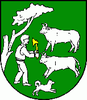Coat of arms of Bidovce.png