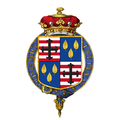 Coat of arms of Granville Leveson-Gower, 1st Marquess of Stafford, KG, PC.png