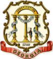 Coat of arms of the State of Georgia (1876).png