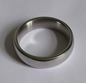 Cock ring - Metal cock ring