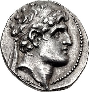 Alexander Balas Seleucid ruler