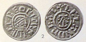 Ecgberht, King of Wessex - Coin of King Ecgberht