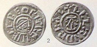 Ecgberht, King of Wessex - Coin of King Ecgberht
