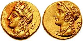 King of Salamis