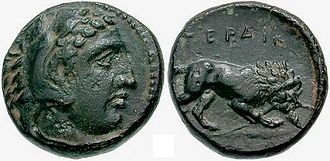 Perdiccas III of Macedon - stater of Perdikkas III