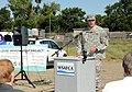 Col. Bill Leady commends WSAFCA (5957957351).jpg