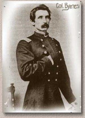28th Regiment Massachusetts Volunteer Infantry - Col. Richard Byrnes