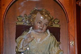 Santo Niño Jesús de los Afligidos