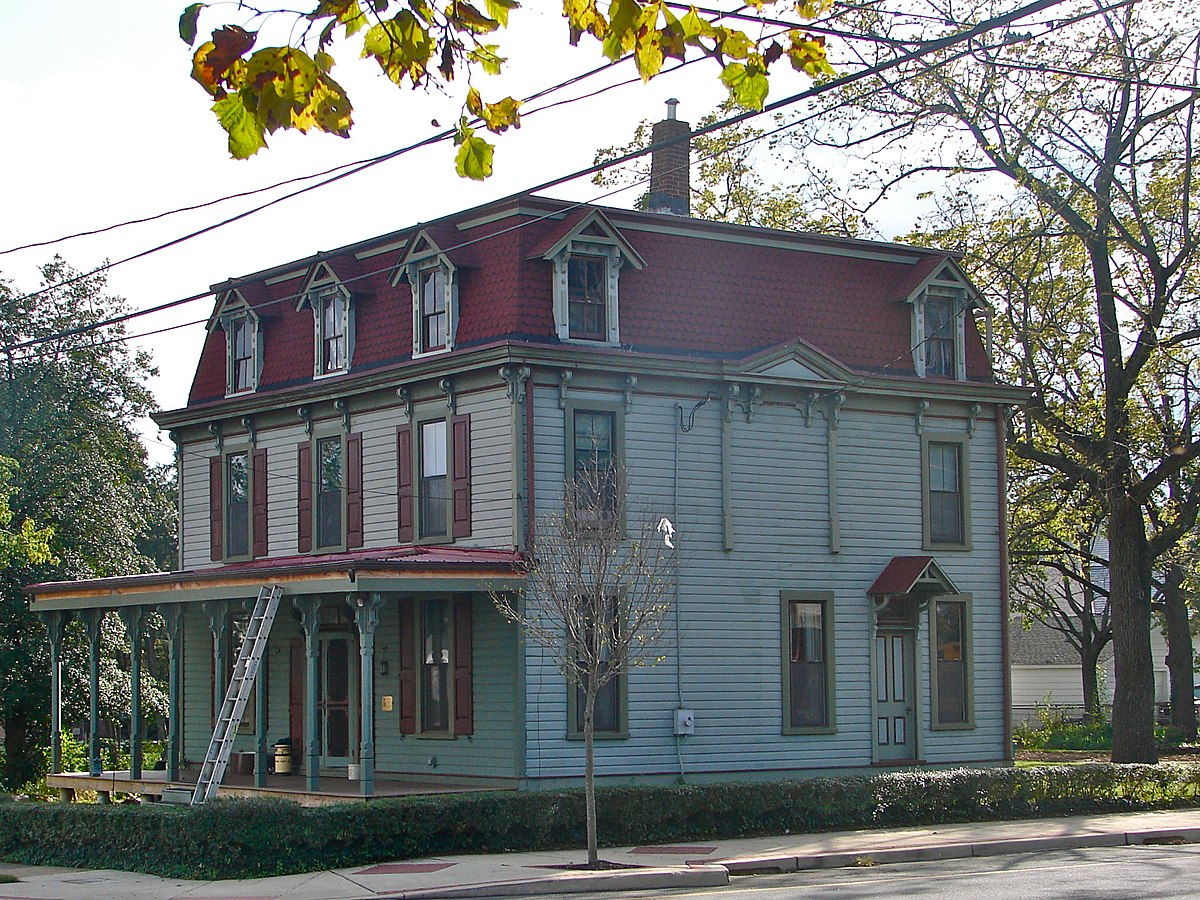 Collison House Newport Delaware Wikipedia