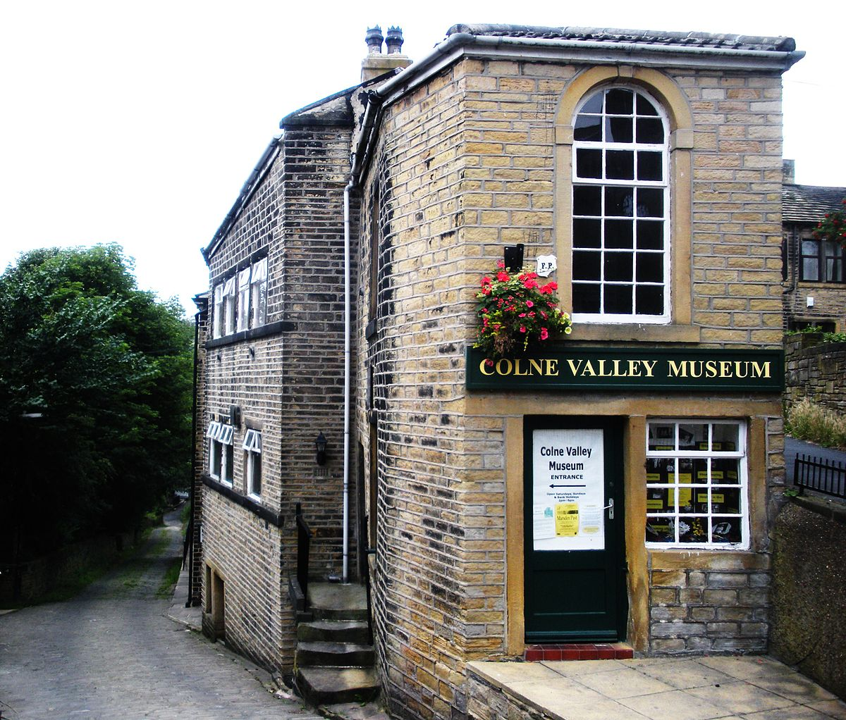 Colne Valley Museum Wikipedia