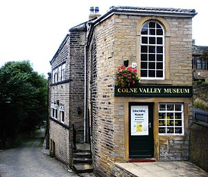 Golcar - Colne Valley Museum